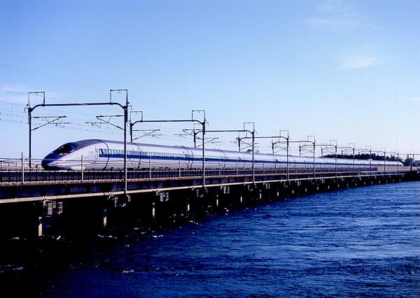 JR西日本 500系新幹線